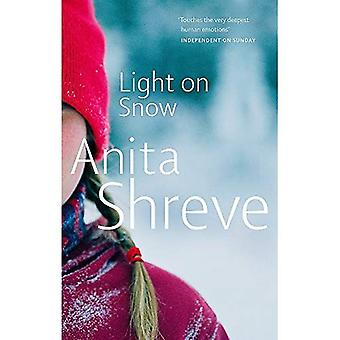 Licht op sneeuw