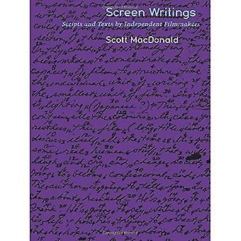 Screen Writings: Texts and Scripts from Independent Films
