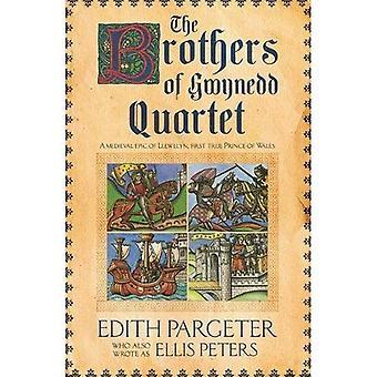 De broers van Gwynedd Quartet