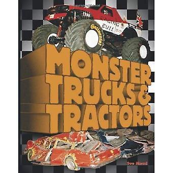 Monster Trucks och traktorer