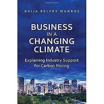 Business i et klima i endring: forklarer industrien støtte for CO2-prising