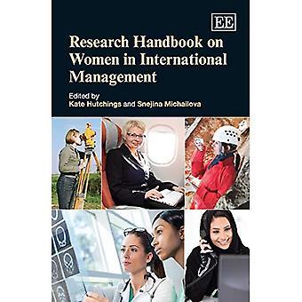 Manual de investigación sobre la mujer en la gestión internacional (manuales de investigación en negocios y gestión serie)