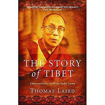 Die Geschichte von Tibet: Gespräche mit dem Dalai Lama
