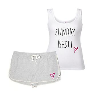 Sunday Best Pyjama Set