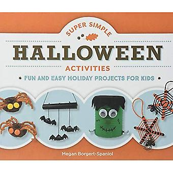 Super Simple Halloween Activities: Fun and Easy Holiday Projects for Kids (Super Simple Holidays)