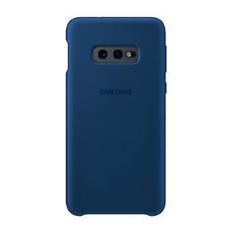 Samsung Silicone Cover Navy für Samsung Galaxy S10e G970F EF-PG970TNEGWW Tasche Etui Schutzhülle
