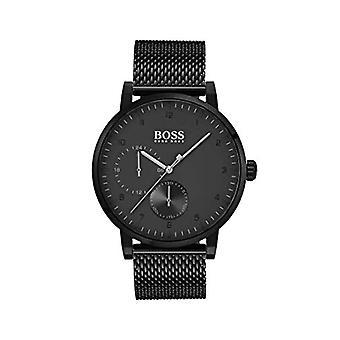 Hugo Boss Watch Orologio Multi-quadrante Quarzo Uomo con Cinturino in Acciaio Inox 1513636