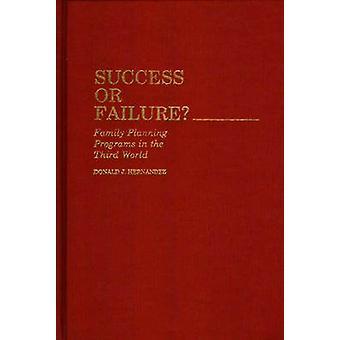 Successo o fallimento programmi di pianificazione familiare nel terzo mondo da Hernandez & Donald J.
