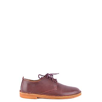 0905ebf30e7b Clarks Brown Leather Lace-up Shoes
