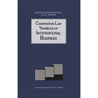 Comparative Law Yearbook of International Business 1990 by Campbell