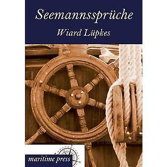 Seemannsspruche by Lupkes & Wiard