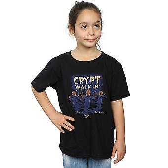 Pennytees Girls Crypt Walkin' T-Shirt