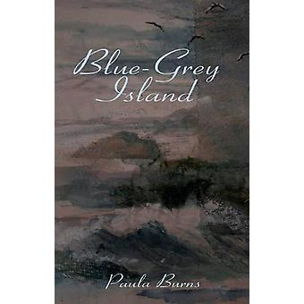 Blå-grå ön av blå-grå Island - 9781848762565 bok