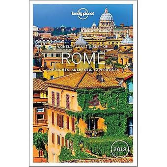 Lonely Planet Best of Rome 2018 par le Lonely Planet - livre 9781786570482