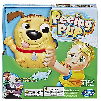 Hasbro Gaming Peeing Pup Game