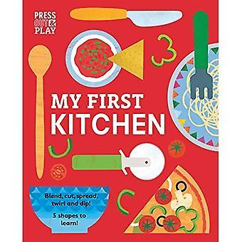 Ma première cuisine (Press & Play) [livre de bord]