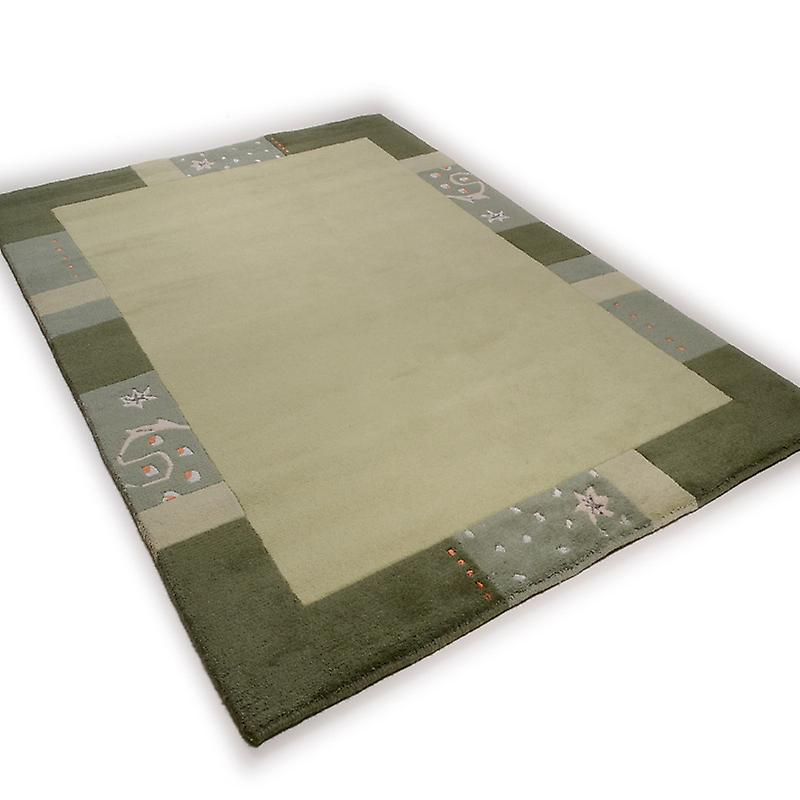 Rugs - Ganges Green - 991
