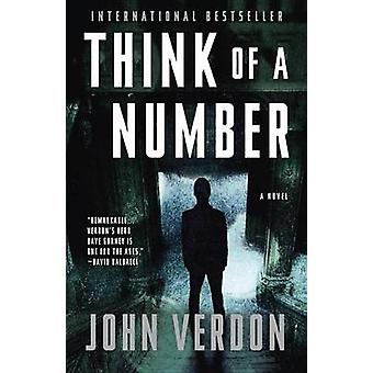 Think of a Number by John Verdon - 9780307885456 Book