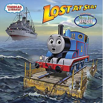 Lost at Sea! by Tommy Stubbs - Britt Allcroft - 9780375847547 Book