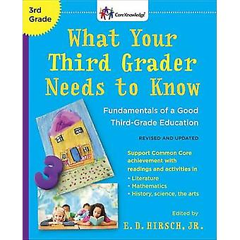 What Your Third Grader Needs to Know (Revised and Updated) - Fundament