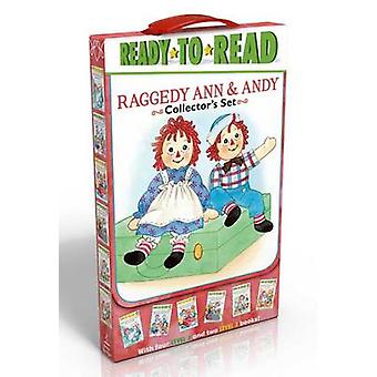 Raggedy Ann & Andy Collector's Set  - School Day Adventure; Day at the