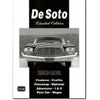 De Soto Road Test by R. M. Clarke - 9781855204492 Book
