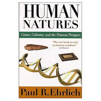Mänskliga naturens: gener, kulturer, och den mänskliga utsikten