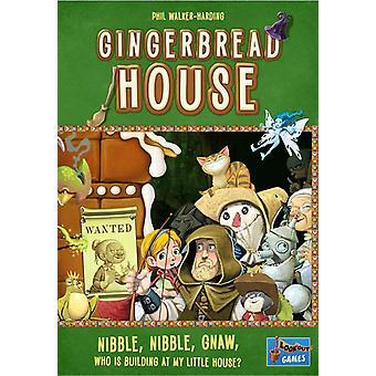 Gingerbread House juego de mesa