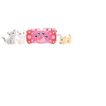 Kitty Charm Bracelet Set (rose) - Kitty In My Pocket