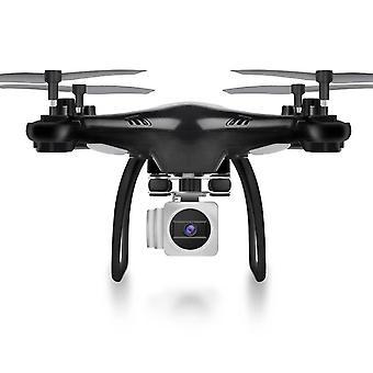Hj14w wi-fi remote control aerial photography drone hd camera 200w pixel uav gift toy blcak