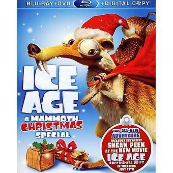 Ice Age: A Mammoth Christmas Special [BLU-RAY] USA import