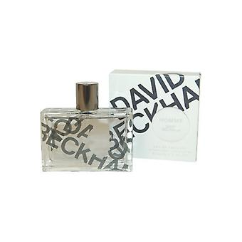 David Beckham Homme Eau de Toilette Spray 50ml