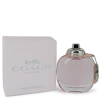 Coach Eau de toilette 90ML EDT spray