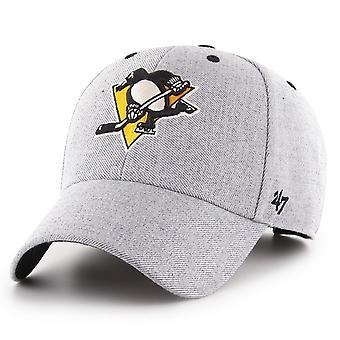 47 Marque Adjustable Cap - STORM CLOUD Pittsburgh Penguins