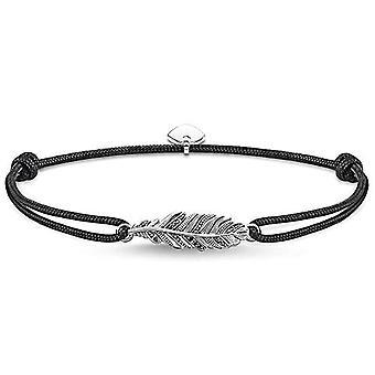 Thomas Sabo Bracelet braided by Unisex Silver Sterling 925 LS063-889-11-L22v