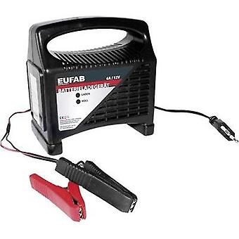Eufab Automatic charger Batterieladegeraet 6 A 12 V 12 V 3.5