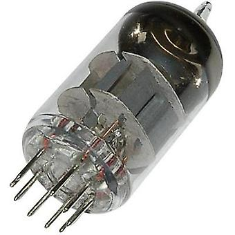 Tube ECC 88 = 6 DJ 8 = 6922, Dual triode, Noval Base, 9 Pin