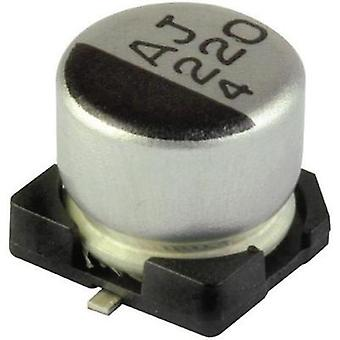 Electrolytic capacitor SMD 10 µF 25 V