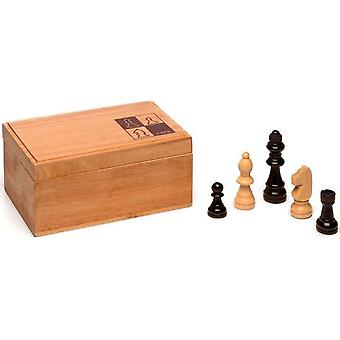 Cayro Figures Chess Wood Medium (Kids , Toys , Table games , Strategy)