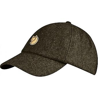 Fjallraven �vik Wool Cap Dark Olive (Small/Medium)