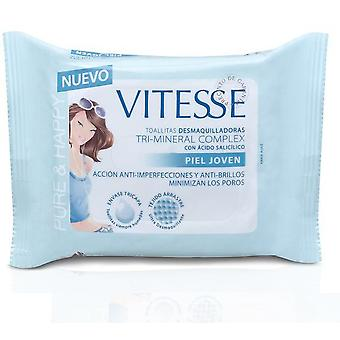 Vitesse Young wipes 20 Uni (Woman , Cosmetics , Skin Care , Facial Cleansing)