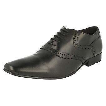 Mens Base London Formal Brogue Shoes Harry