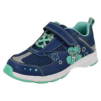 Baby/Junior Clarks meisjes Trainers ReflectIce