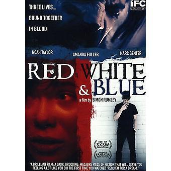 Röd vit & blå [DVD] USA import