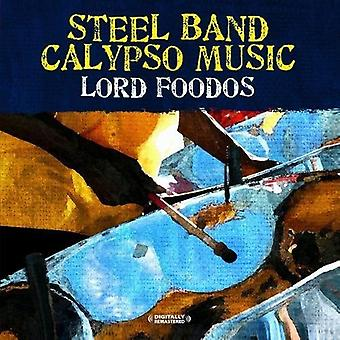Herr Foodos - Steelband Calypso Musik [CD] USA import