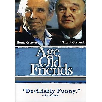 Alder gamle venner [DVD] USA importerer