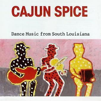 Cajun kruiden-Dance muziek - Cajun Spice-Dance muziek [CD] USA import