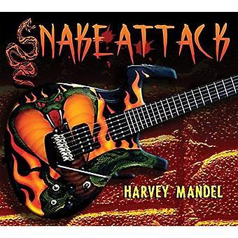 Harvey Mandel - slange angreb [Vinyl] USA import