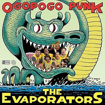 Fordampere - Ogopogo Punk [Vinyl] USA importerer