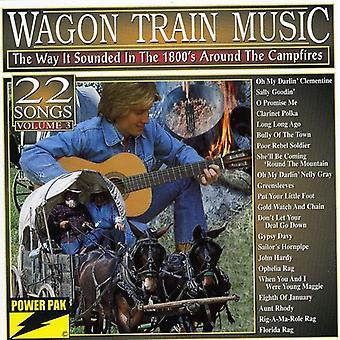 Wagon Train Music - Vol. 3-Wagon Train Music [CD] USA import